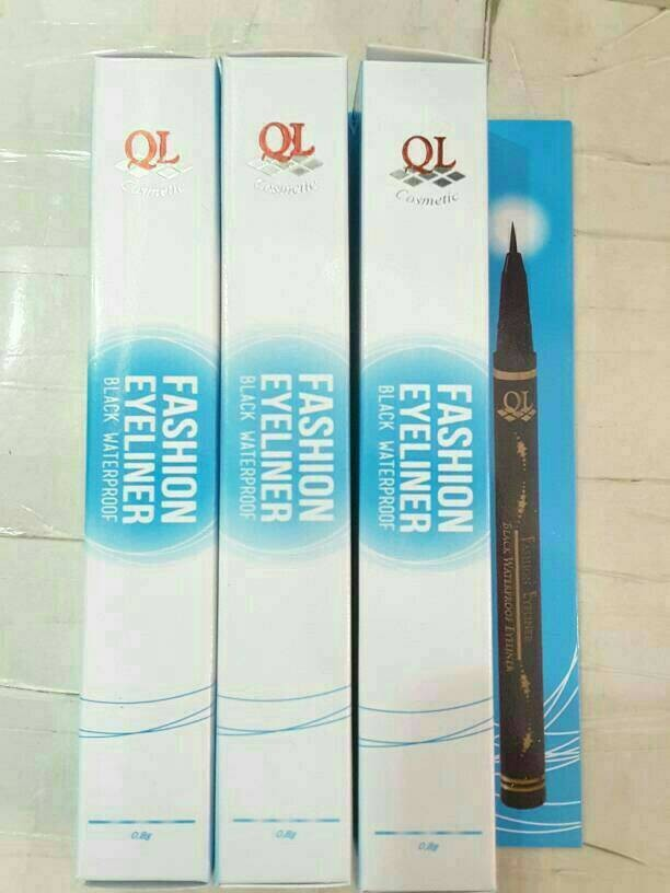 Ql eyeliner fashion