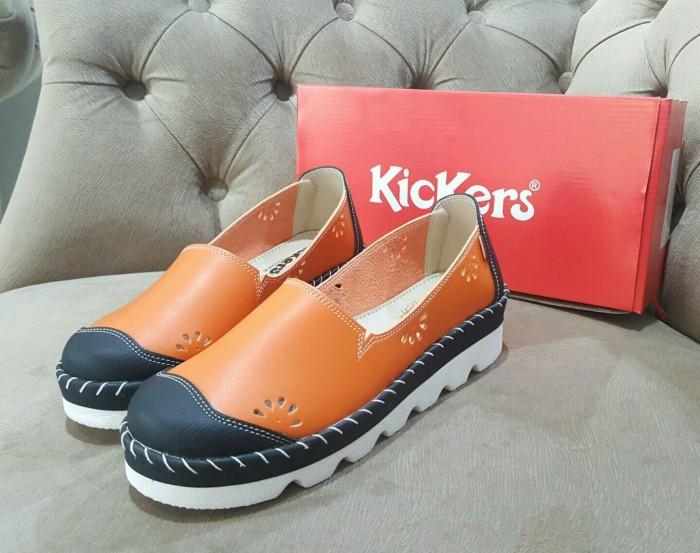 harga Wedges Kickers New / Sepatu Wanita / Sandal Wanita Tokopedia.com