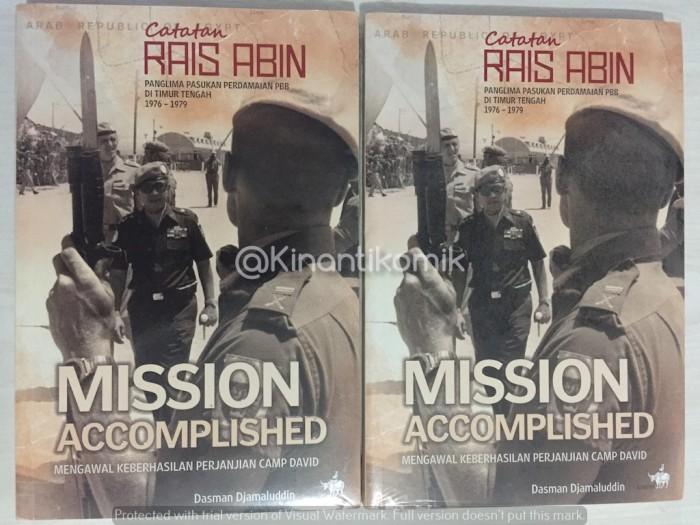 Catatan rais abin (mission accomplished)