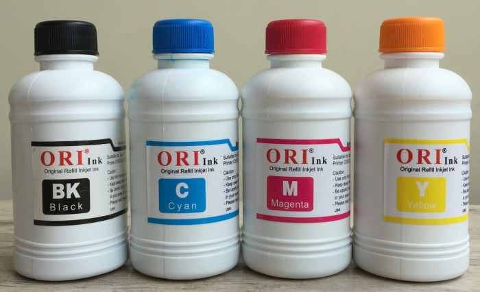 harga Tinta refill inkjet printer botol medium 250ml Tokopedia.com