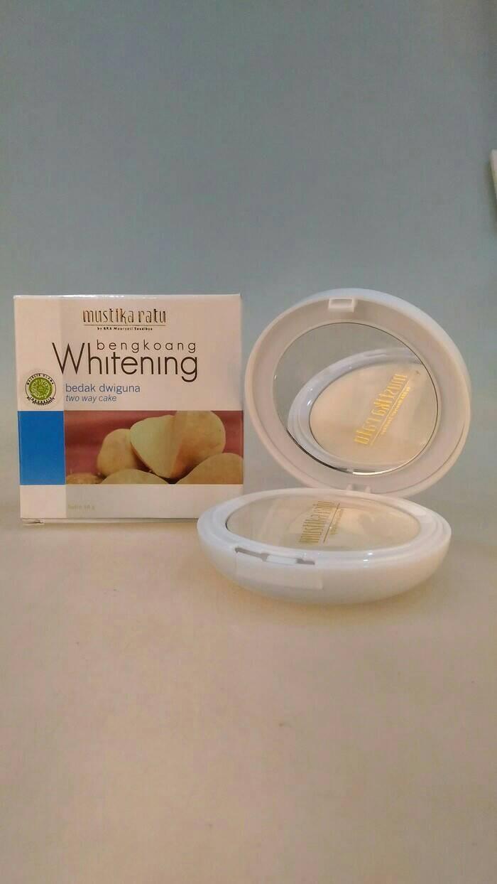 Jual Mustika Ratu Bedak Two Way Cake Whitening 14 Gr Rahma Complete Series