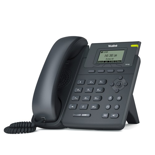 Sip-t19 e2 yealink entry level ip phone