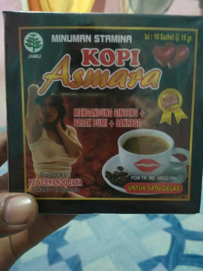 harga Kopi asmara | kopi herbal | kopi ginseng | kopi sanrego Tokopedia.com