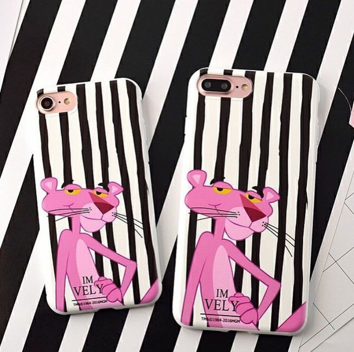harga Pink panther case iphone 6/6s/6 plus/6s plus/7/7 plus Tokopedia.com