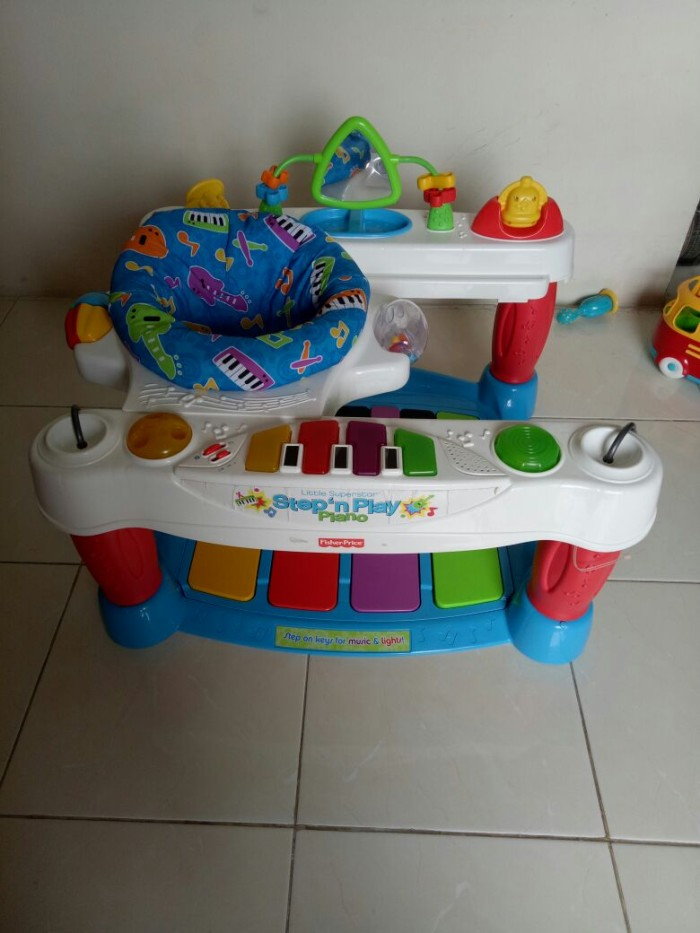 065188062 Jual Fisher Price Little Superstar Step n Play Piano - Sui muneris ...