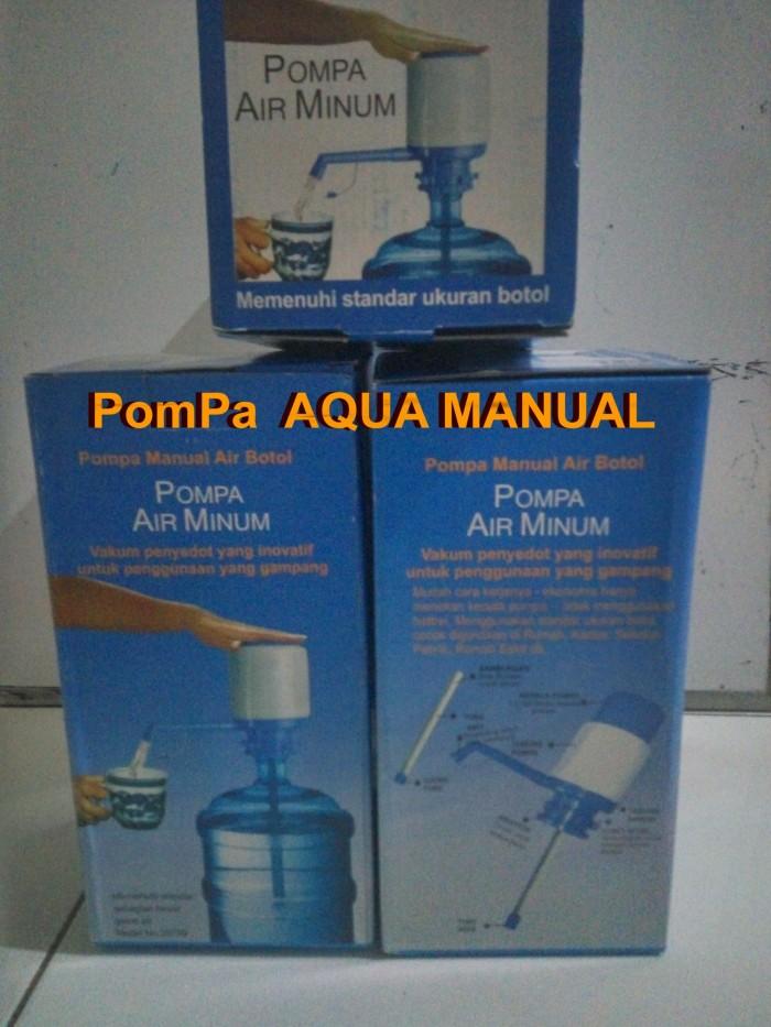 Jual Pompa Air Galon Aqua Gak Elektrik Portable Adaptor Listrik Manual Jakarta Timur Avi Online Shop Tokopedia