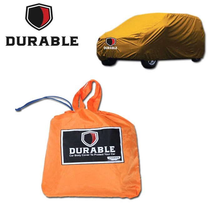 harga Vw safari 'durable premium  tutup mobil / car body cover orange Tokopedia.com