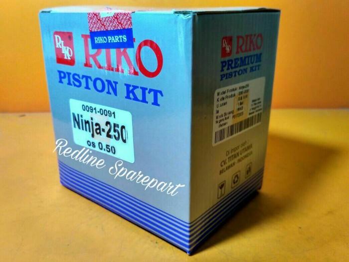 harga Piston kit ninja 250 cc piston ninja 250 Tokopedia.com