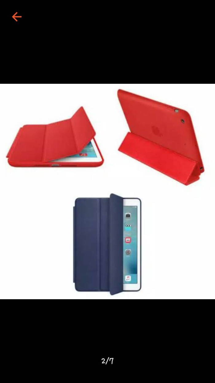 harga Smart case cover ipad air 1/ipad 5 book cover oem Tokopedia.com