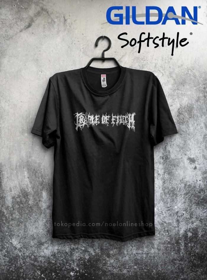 harga Baju pakaian kaos band metal cradle of filth Tokopedia.com