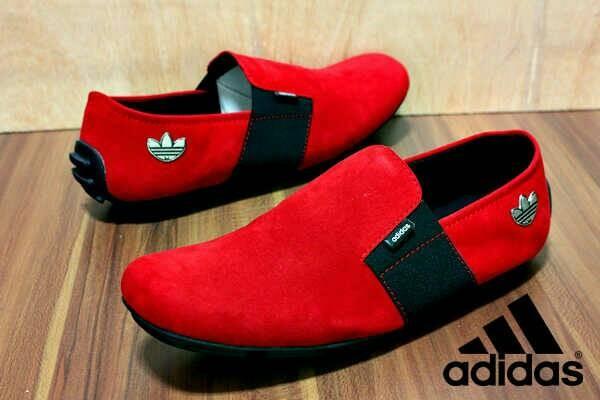 harga Sepatu slip on pria / sepatu casual adidas / sepatu slop murah Tokopedia.com