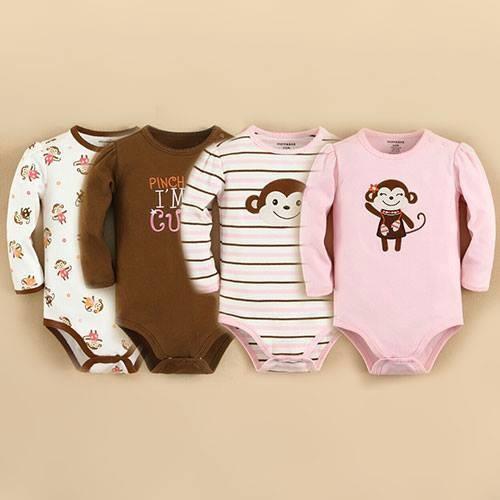 harga Jumper long 4in1 monkey pink / jumper mom&bab Tokopedia.com