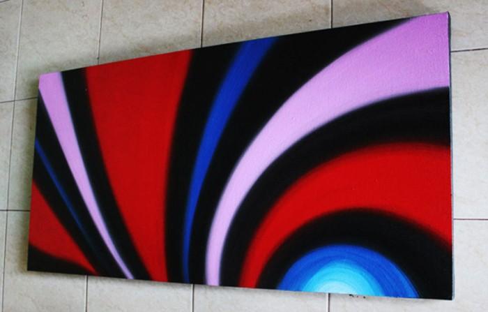Jual Lukisan Dekoratif Abstrak H Keren Dan Terlaris Kepulauan