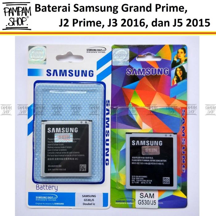 harga Baterai handphone samsung galaxy j2 prime g532 g532m original | batre