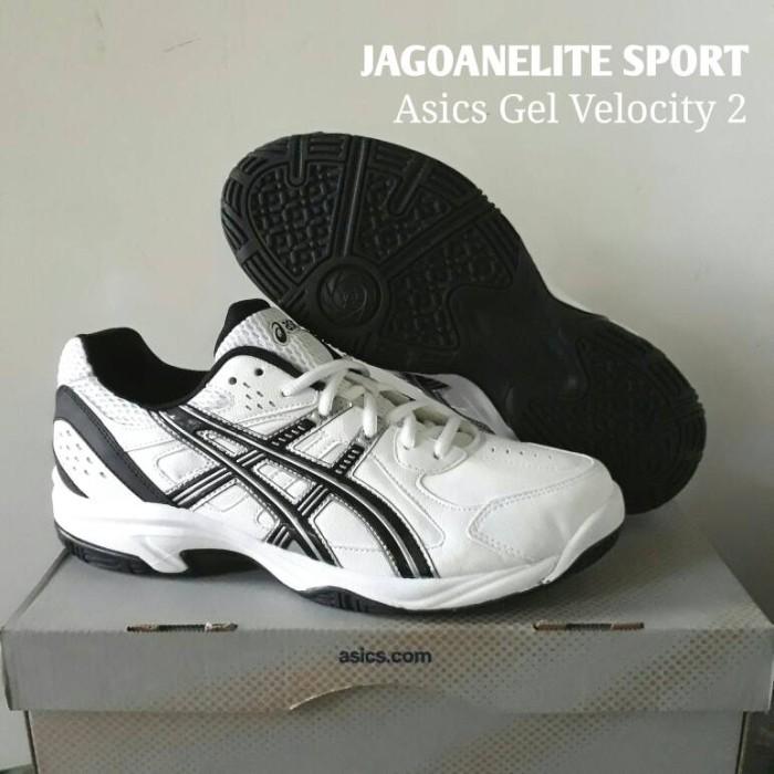 ... harga Sepatu voli badminton pingpong asics gel velocity tenis outdoor  ori Tokopedia.com 5141ea2728