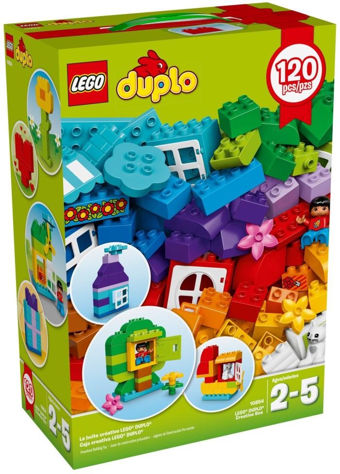 Jual LEGO 10854 DUPLO Creative Box - Jakarta Utara ...