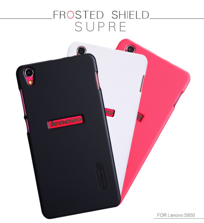 Nillkin Hard Case (Super Frosted Shield) - Lenovo S850