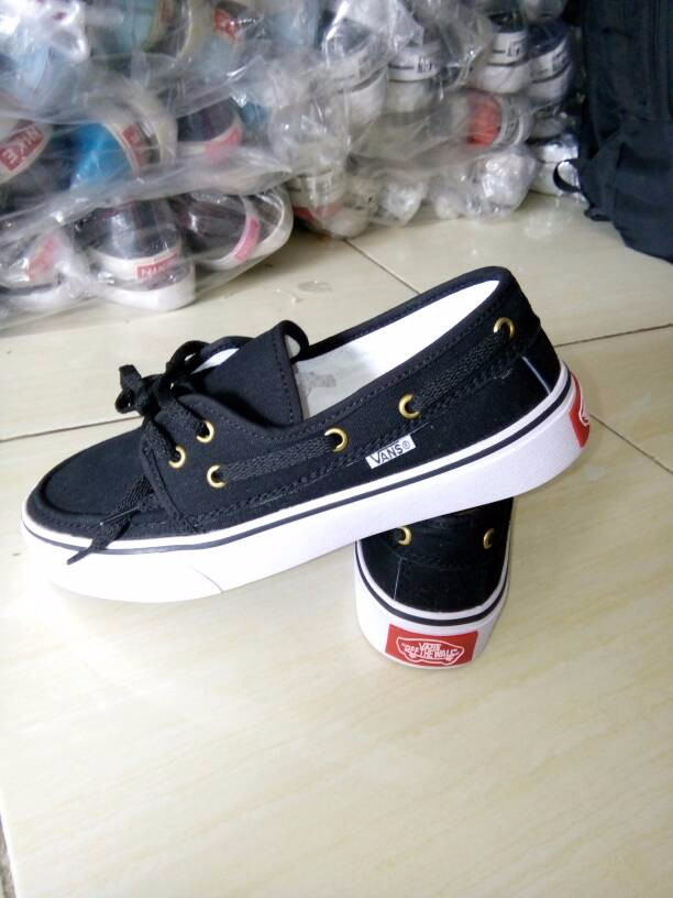 Jual Sepatu Vans Terbaru Zapato Black Jakarta Selatan Pasar