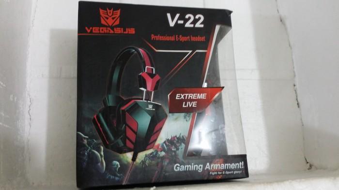 harga Headset/headphone gaming vegasus v22 Tokopedia.com