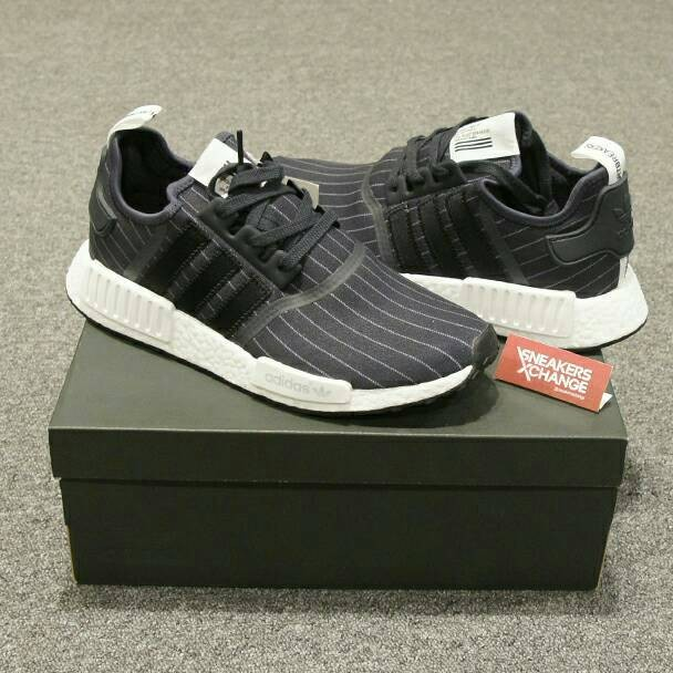 free shipping 9a20e 6fc98 Jual Adidas NMD R1 BEDWIN BLACK (BB3124) / AUTHENTIC / ORIGINAL - Kota  Administrasi Jakarta Barat - Sneakersxchange | Tokopedia