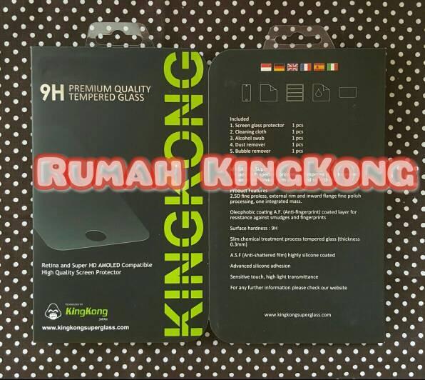 Jual Tempered Glass Kingkong Sony Xperia M4 Aqua Cek Harga Di