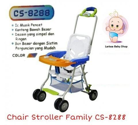 harga Kursi makan bayi family chair stroller Tokopedia.com