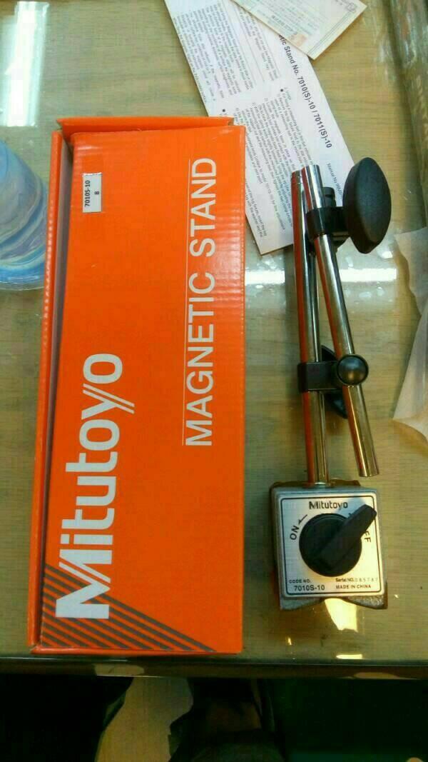 harga Magnetic stand base / dudukan dial indicator 7010s-10 mitutoyo asli Tokopedia.com