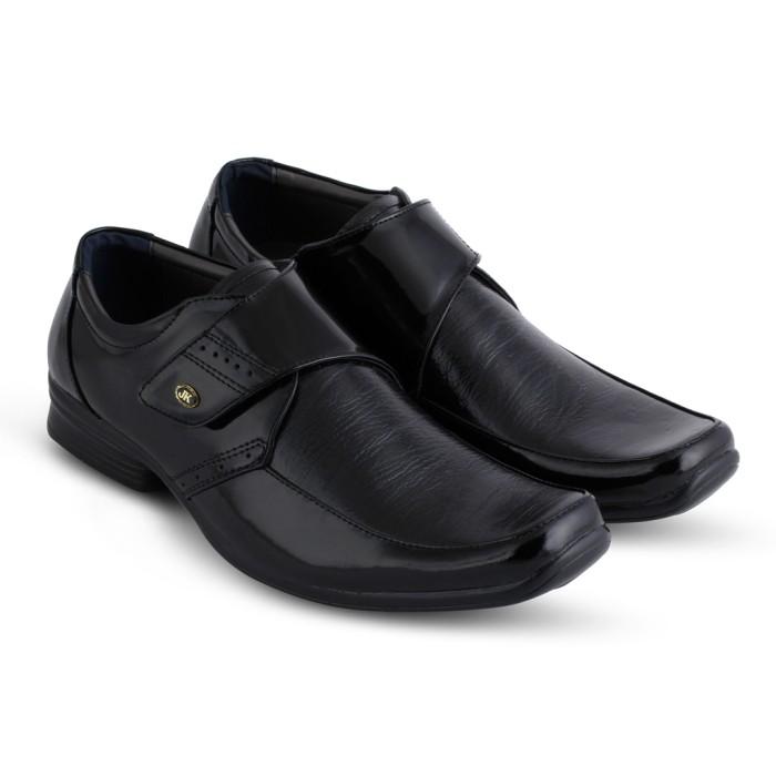 harga Sepatu pria formal sepatu pentofel kulit jk collection original elegan Tokopedia.com