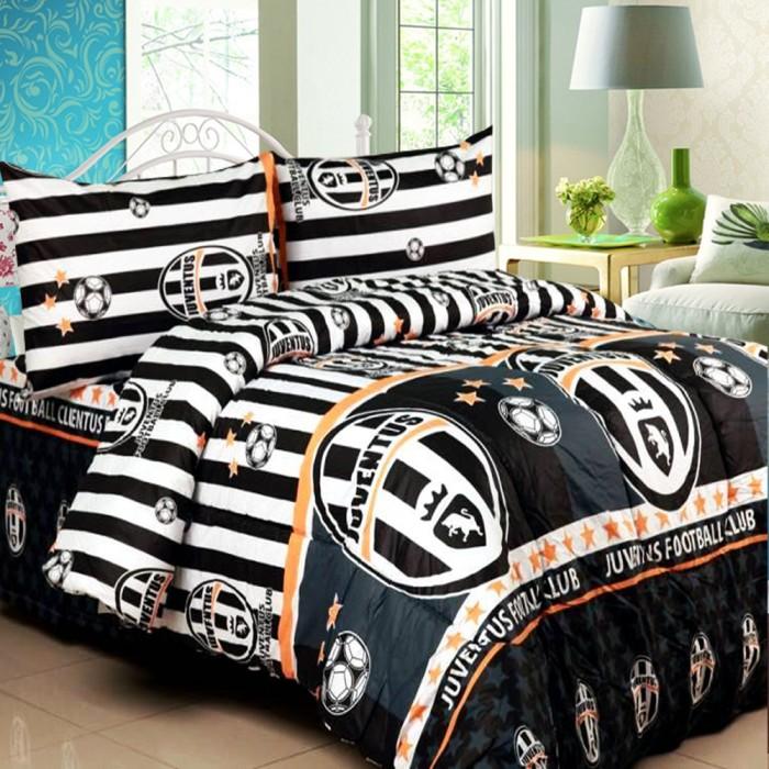 74+ Gambar Bed Cover Juventus