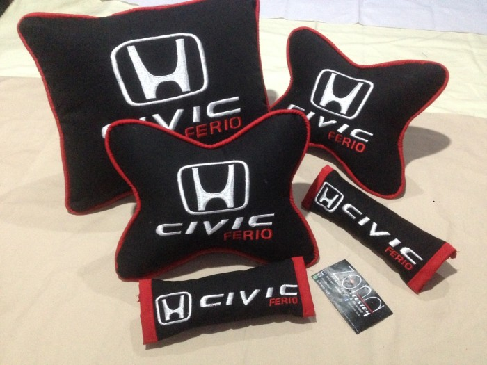 harga Bantal mobil honda civic/estilo/accord/wonder/city Tokopedia.com