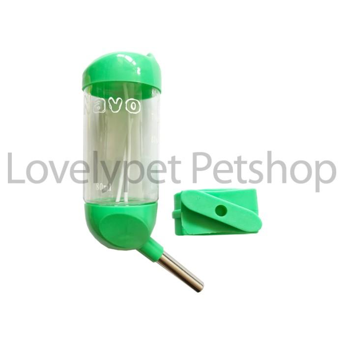harga Botol navo 80ml / botol minum kelinci hamster guinea pig Tokopedia.com