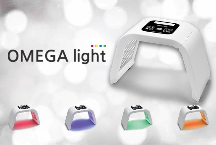 Jual Treatment Machine Omega Light Action PDT LED Omegha BB Glow MTS - DKI  Jakarta - MARKET KECANTIKAN | Tokopedia