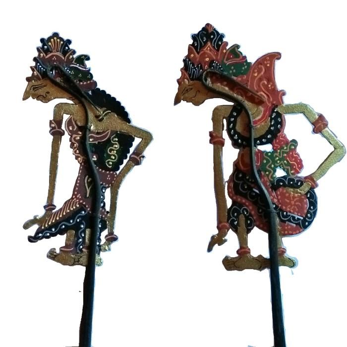 harga Miniatur wayang kulit rama shinta - batik edition mini murah Tokopedia.com