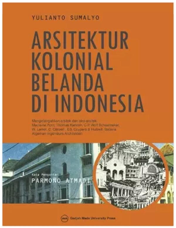harga Arsitektur kolonial belanda di indonesia arsitektur Tokopedia.com