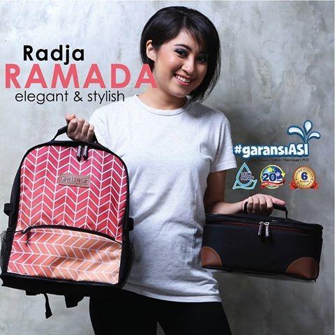 Gabag cooler bag radja ramada