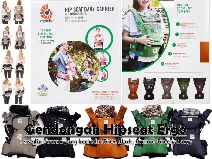 harga Gendongan bayi ergo baby hip seat baby carrier 5 motif Tokopedia.com