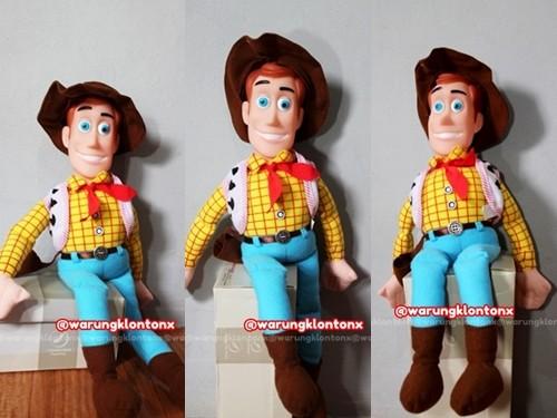 harga Boneka woody toy story 55cm muka karet Tokopedia.com