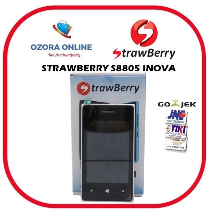 STRAWBERRY S8805 INOVA ANDROID GARANSI RESMI S 8805