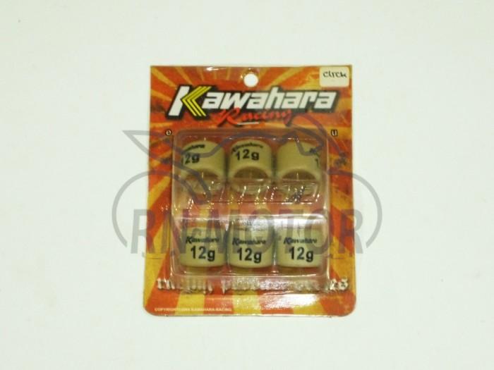harga Set roller cvt 12gr vario-beat fi-scoopy fi-vario fi kawahara Tokopedia.com