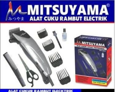 Ms-5020 mesin cukur alat cukur rambut elektrik clipper set mitsuyama 09fc7a12e3