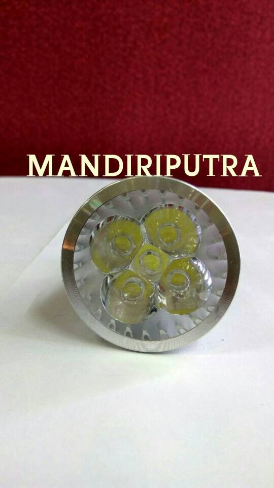 harga Lampu led spot light 5w 5watt ( fitting e-27) Tokopedia.com