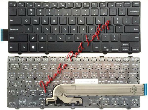 harga Keyboard dell inspiron 14-3000 14-3441 14-5445 14-7447 Tokopedia.com