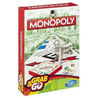 harga Monopoly grab and go original hasbro Tokopedia.com