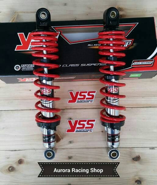 harga Shock yss new top up 320mm rx king - supra x 125 - blade - revo Tokopedia.com