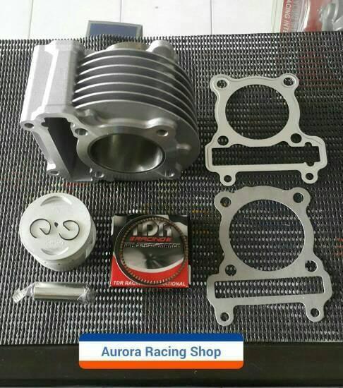 harga Blok Bore Up Kit Yamaha Mio | Nouvo | Fino [58.5mm] - Tdr Racing Tokopedia.com