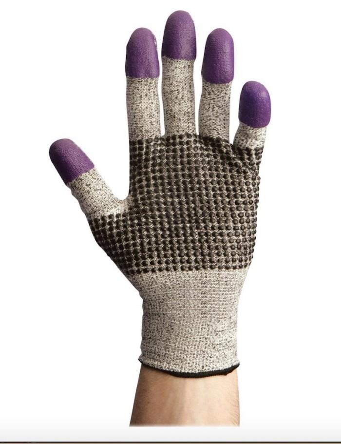 harga Sarung tangan safety jackson safety g60 purple nitrile cut resistance Tokopedia.com