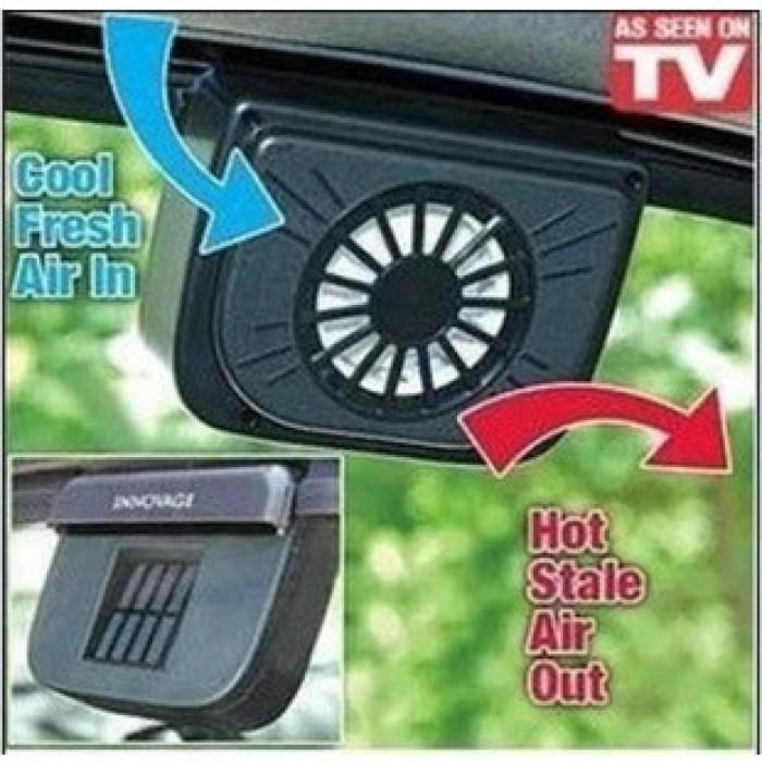 harga Pendingin ruangan mobil ketika cuaca panas tenaga solar otomatis Tokopedia.com