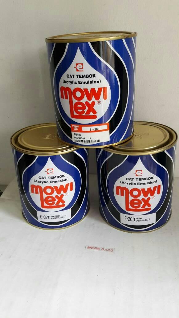 Jual Cat Tembok Taman Mowilex Cat Emulsion Mowilex 1 Ltr H P C Kota Bekasi Tb Mega Baru Tokopedia