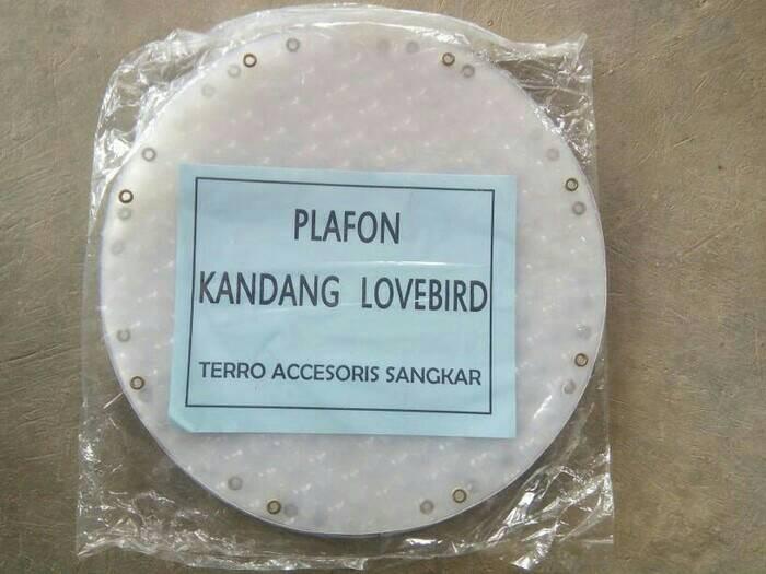 harga Plafon untuk sangkar kapsul lovebird Tokopedia.com