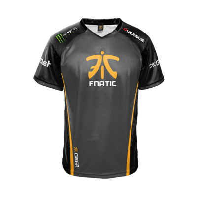 Kaos Gaming - Jersey Fnatic 2017 logo